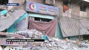 Gaza : 337 Palestiniens tués au 12e jour de l'offensive israélienne
