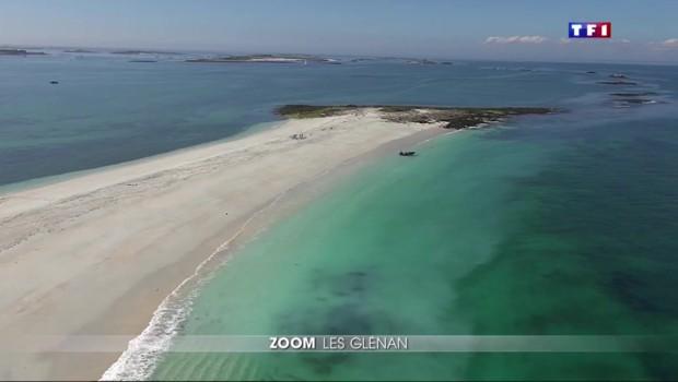 L'archipel des Glénan, quand le Finistère a des allures des Caraïbes