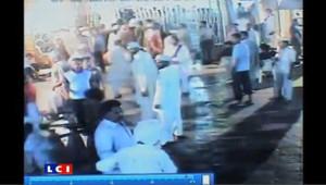 Pakistan: le double attentat de Lahore filmé par une caméra de surveillance