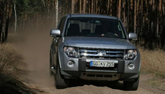 Photo 1 : PAJERO LONG - 2006