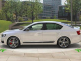 Skoda Octavia RS 2013 Scoop