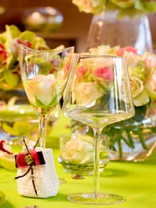 HarmoniEvents - Table 3 - Organiser - Wedding Planner