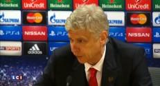 """Arsene Wenger, entraîneur d'Arsenal : """"Nous n'étions pas assez préparés"""""""