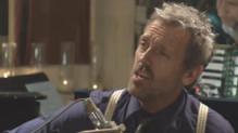 Docteur House Hugh Laurie