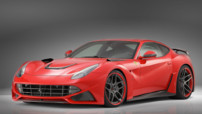 Ferrari F12 N Largo Novitec Rosso 2013