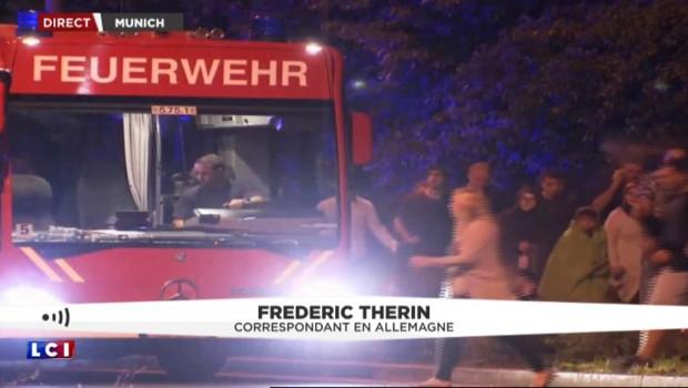 "Fusillade à Munich : ""La presse locale parle de 7 morts"""