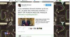 Hommage doux-amer à Charles Pasqua sur Twitter
