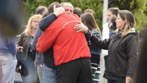 L'émotion est vive à Puisseguin après l'accident d'autocar qui a fait 42 morts et plusieurs blessés le 23 octobre 2015