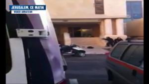 Le 13 heures du 18 novembre 2014 : Attentat ��salem : le r�t du drame - 506.1985127868652