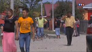 Le problème des roms en Roumanie