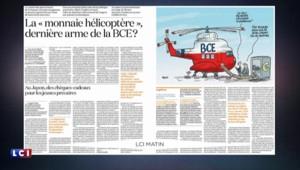 Les dépenses d'Hollande, la BCE, les réfugiés... La revue de presse du 21 avril 2016