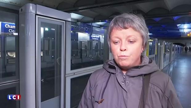 """Manifestations contre la loi Travail : """"Tout est parfait"""" sur le métro parisien"""