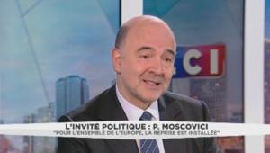 Pierre Moscovici invité de LCI (02/05)