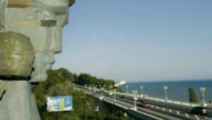 Sotchi, la station balnéaire de la mer Noire accueillera les JO d'hiver de 2014