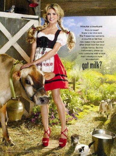 people : Heidi Klum