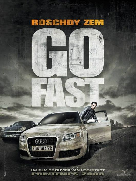 Go Fast affiche