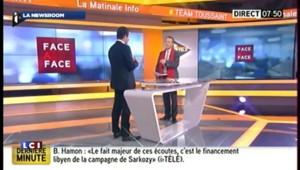 Affaire Sarkozy : les socialistes en renfort de Taubira