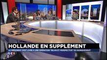 """Hollande compare le FN au PCF : """"Une formule réfléchie et même préparée"""""""