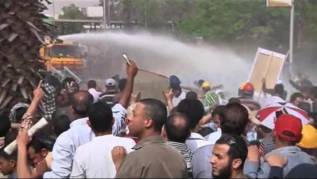 Incidents au Caire, 4/5/12