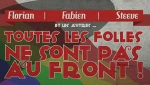 L'affiche de la Gay Pride de Metz qui fait polémique.