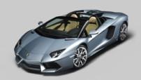 Lamborghini Aventador LP 700-4 Roadster 2013