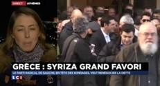 Législatives en Grèce : Alexis Tsipras pourrait rater la majorité