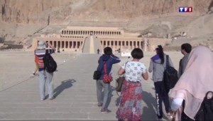 Les touristes désertent l'Égypte