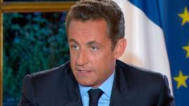 TF1 / LCI Nicolas Sarkozy
