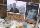 Une marche silencieuse en l'honneur de Pierre, 16 ans
