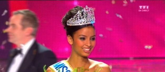 Miss France 2014 est Flora Coquerel, Miss Orléannais !