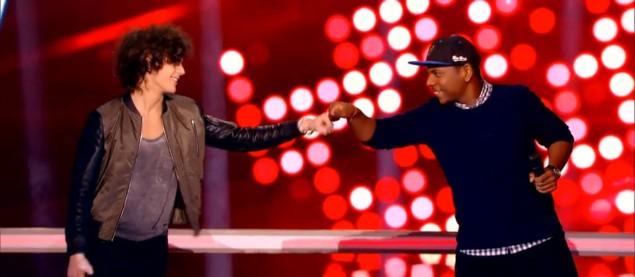 """Fabien Cornelius et Come interprètent """"Message in a bottle"""" - Battles du 28 février 2015"""
