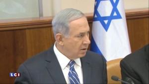 """Fabius reçu à Jerusalem, Israël refuse tout """"dikat international"""""""