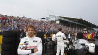 Jenson Button - McLaren - Hongrie