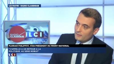 """""""La télé-réalité en politique a commencé il y a bien longtemps"""" selon Philippot"""