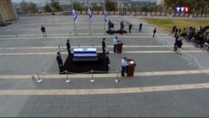 Le 13 heures du 12 janvier 2014 : R�tions contrast� �a mort d'Ariel Sharon - 195.48599999999996