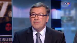 """Le 20 heures du 8 janvier 2015 : Charlie Hebdo : les autorités """"connaissent les hommes dangereux"""" selon Pierre Baretti - 1337.4859999999999"""