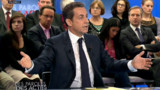 """""""Vrai travail"""" : le mea culpa de Sarkozy"""