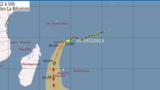 Pré-alerte cyclonique à la Réunion, la soirée du nouvel an épargnée