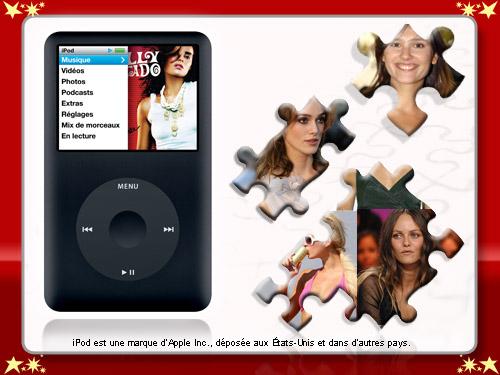 iPod, jouez et gagnez un iPod