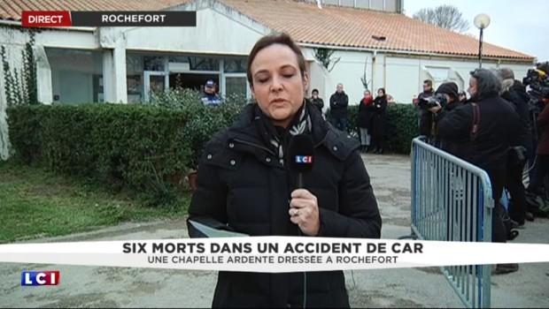 Accident de car à Rochefort : une chapelle ardente dressée