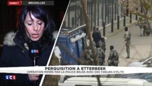 Attentats de Bruxelles : opération de police à Etterbeek, mineurs et tireurs d'élite déployés