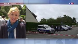 Double meurtre dans les Yvelines : la police judicaire est toujours sur place