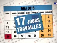 Le 13 heures du 28 avril 2015 : Jour férié: Arcachonnais, faites ce qu'il vous plait ! - 1155.5538266601563