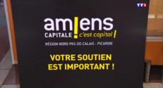 Le 13 heures du 30 juillet 2015 : Amiens veut rester une capitale régionale - 639