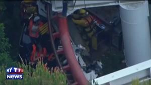 Californie : quatre blessés dans un accident de manège