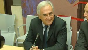 DSK Dominique Strauss-Kahn commission finances assemblée nationale EADS délit initié