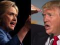Duel Trump/Clinton