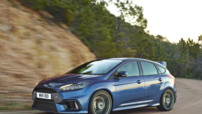La Ford Focus RS 2015