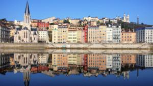 La ville de Lyon