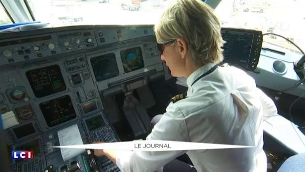 """Le premier syndicat de pilotes dit """"non"""" aux mesures de productivité d'Air France"""